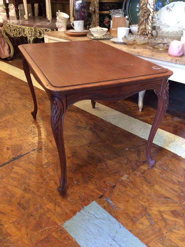Mini Coffee Table Loveseat Vintage Furniture San Diego