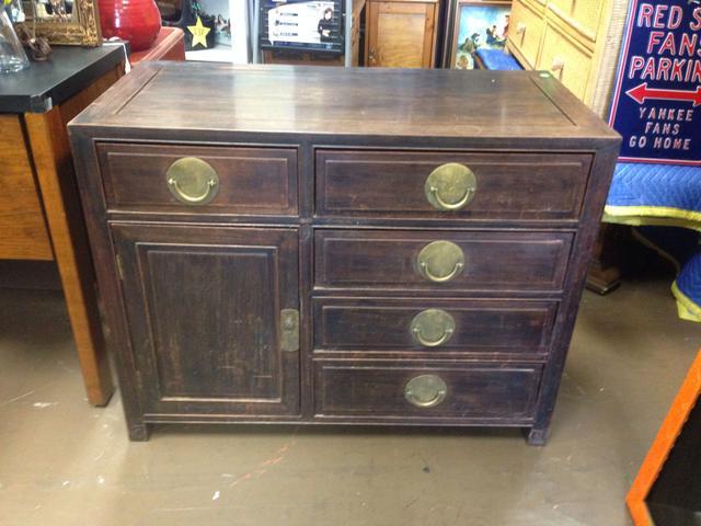 Solid Cedar Dresser Loveseat Vintage Furniture San Diego