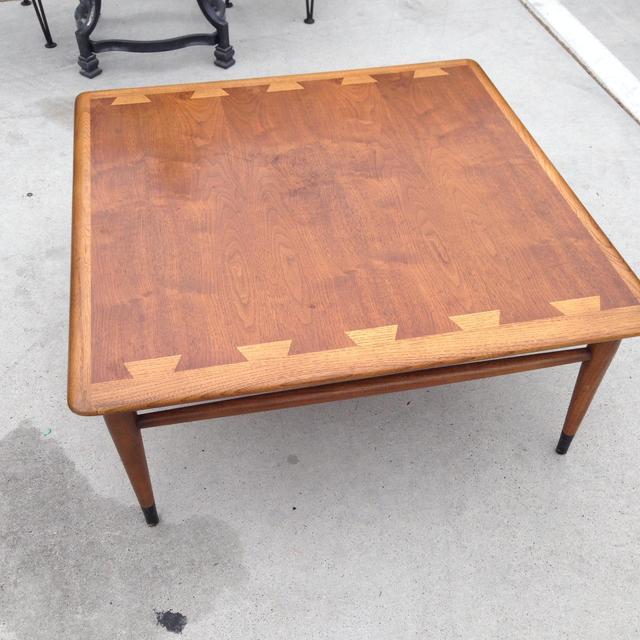 Midcentury Modern Coffee Table Loveseat Vintage Furniture San Diego