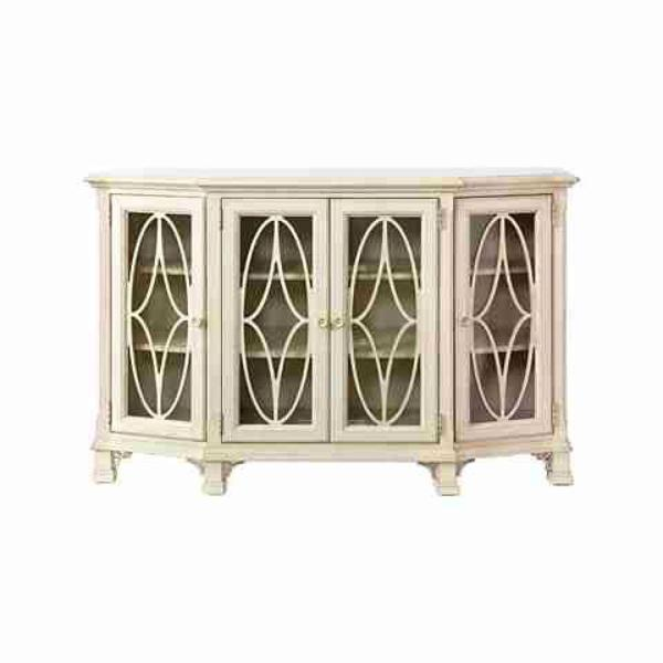 Traditional Elegant Console Table